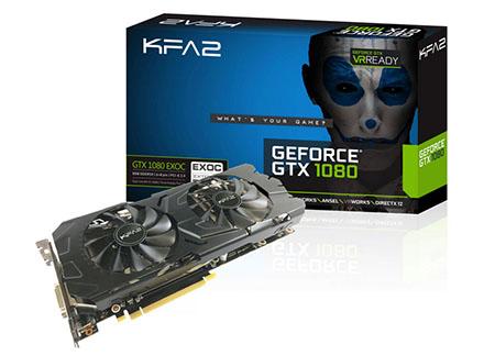 Bon Plan : une carte graphique GeForce GTX 1080 à 469,99€ chez RueDuCommerce
