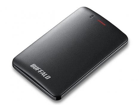 Buffalo présente le MiniStation SSD PMU3 : un SSD externe ultra compact