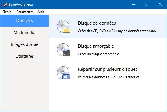 Le logiciel de gravure BurnAware s'offre une version 10.0
