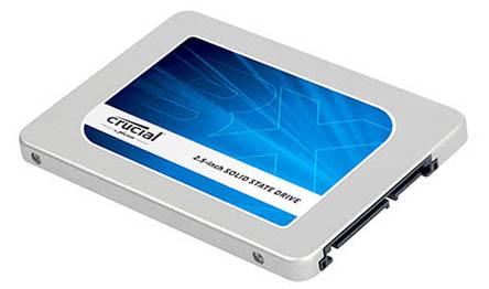 Bon Plan : le prix du SSD Crucial BX300 de 480 Go dégringole à 94 euros