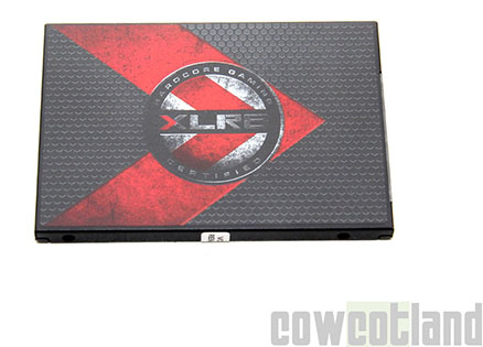 Cowcotland teste le SSD PNY CS2211 XLR8 de 240 Go