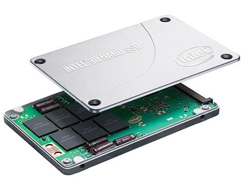 Intel dévoile les SSD DC P4501 pour les entreprises