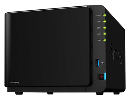 Bon Plan : le NAS Synology DS416Play à 368 euros