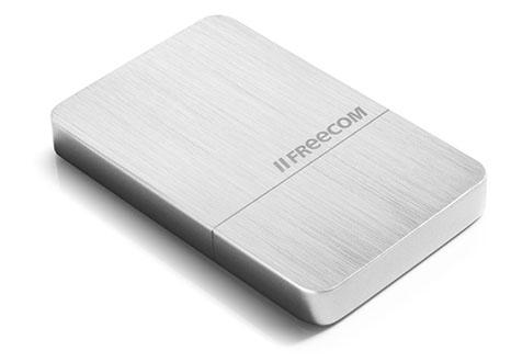 Freecom dévoile un SSD portable USB 3.1 de 512 Go