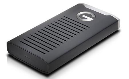Un SSD portable de 2 To à la fois compact et résistant : le G-Drive R-Series Mobile