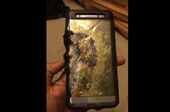 Trop dangereux, le Galaxy Note 7 est retiré de la vente jusqu'à nouvel ordre…