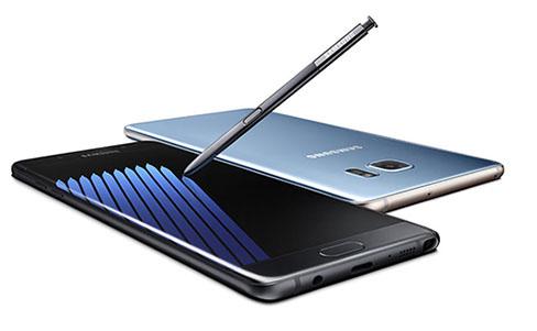 Samsung rappelle l'ensemble des Galaxy Note 7 et offre 25$ ou 100$ de remise pour un autre téléphone
