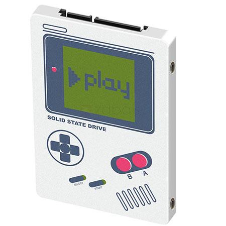 Insolite : un SSD qui ressemble à une console Game Boy