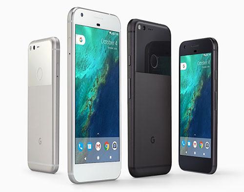 Google présente les smartphones Pixel et Pixel XL (maj)