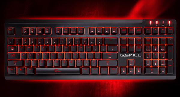 G.SKill sort un nouveau clavier pour gamers : le Ripjaws KM570 MX