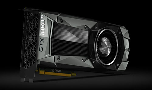 NVIDIA officialise la GeForce GTX 1080 Ti annoncée à 699 dollars (maj)