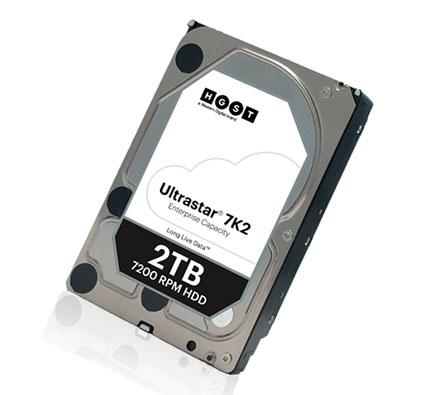 HGST UltraStar 7K2 : des disques durs pour les entreprises