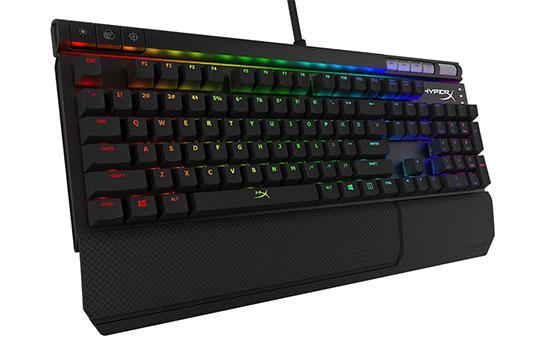 CES 2017 : Hyper X dévoile un clavier et une souris pour les gamers