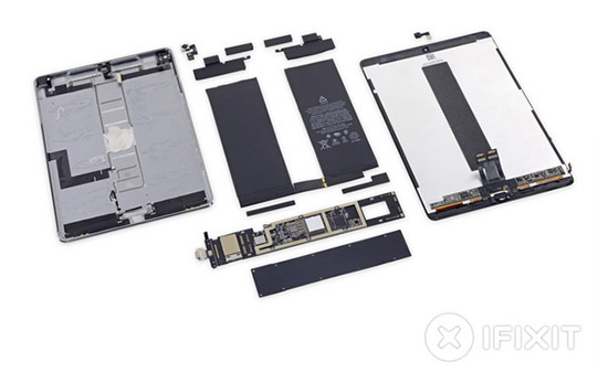 iFixit démonte le nouvel iPad Pro de 10,5 pouces