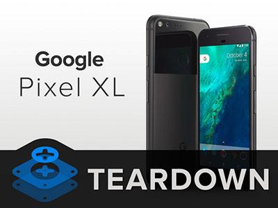 iFixit met en pièces le Pixel XL de Google qui obtient la note de 6 sur 10