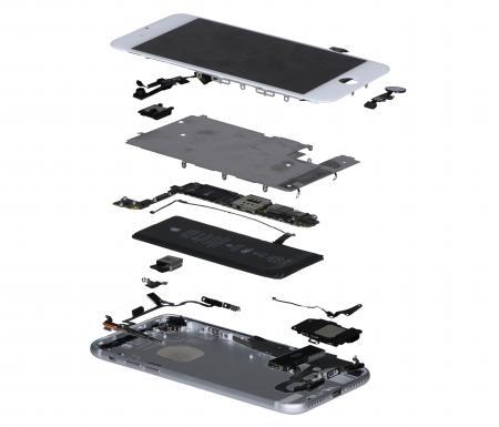 Facturé 769 euros en France, l'iPhone 7 ne coûte en réalité que 224,80 dollars à Apple pour être fabriqué