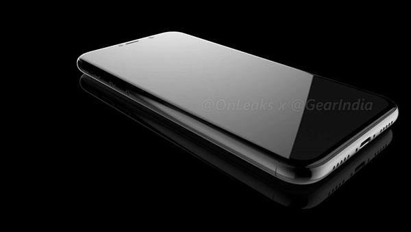 Rendus 3D : l'iPhone 8 pourrait ressembler à ça…
