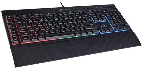 Un nouveau clavier gaming chez Corsair : le K55 RGB !