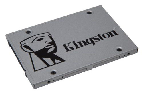 Vente flash : le SSD Kingston UV400 de 480 Go à 69 euros