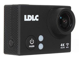 Soldes : la caméra sportive LDLC Touch C2 (4K, WIFI) à 69,95 euros chez LDLC