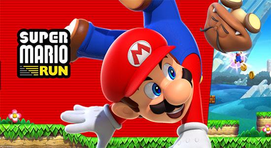 Super Mario Run cartonne et atteint 40 millions de téléchargements
