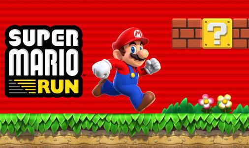 Le jeu Android le plus téléchargé est …. Super Mario Run !