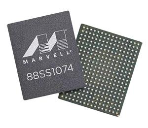 Marvell prépare le 88SS1079 : une nouvelle génération de contrôleur pour SSD