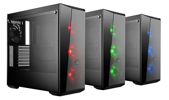 Cooler Master présente une édition RGB de son MasterBox Lite 5