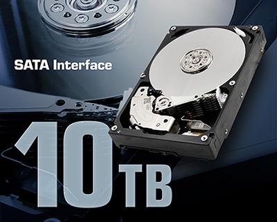 Toshiba MG06 : un disque dur de 6, 8 et 10 To pour les entreprises