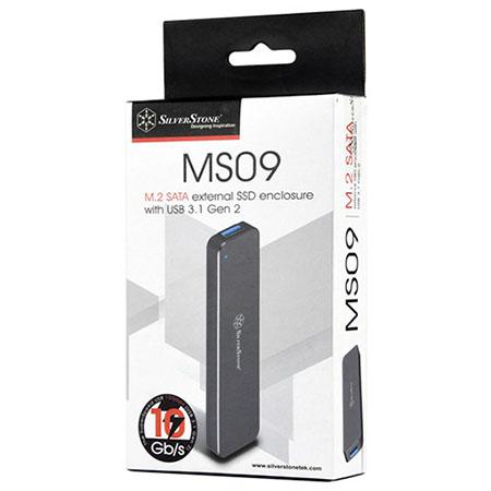 Un boitier USB 3.1 pour recycler les SSD au format M.2. (MAJ2)