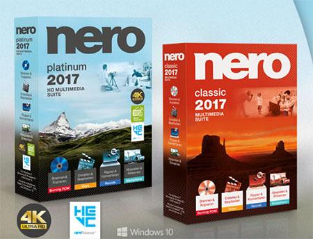 L'usine à gaz est de retour ! L'édition 2017 de Nero est disponible…
