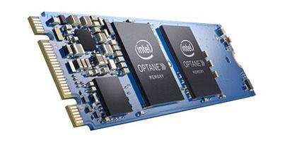 Intel veut booster les performances des PC avec son SSD Optane grand public