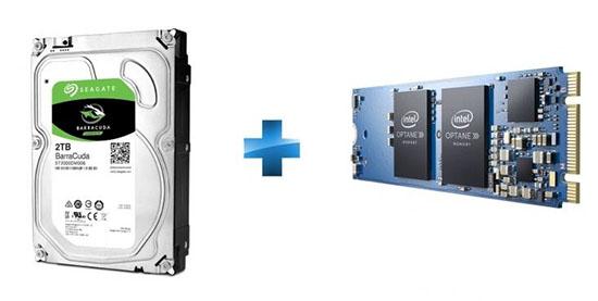 Bon Plan : 74,90€ le pack disque dur 2 To + SSD 16 Go