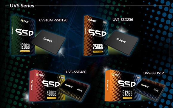 Le constructeur Palit se met aux SSD et lance deux gammes de disques