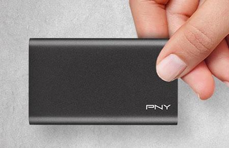 Un SSD de 480 Go très compact chez PNY