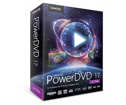 PowerDVD 17 ajoute le support des Blu-ray Ultra HD, la HDR et la réalité virtuelle