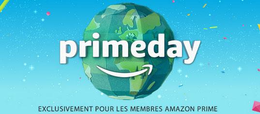 Amazon.fr lance le Prime Day : 30 heures de promos non stop !!