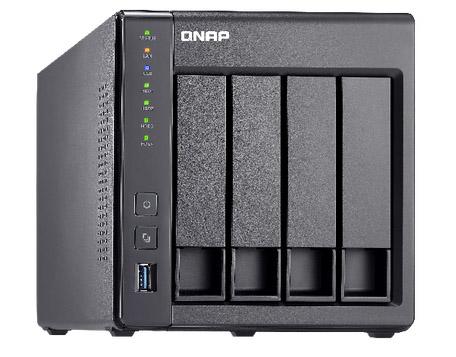 Un nouveau NAS 4 baies chez QNAP : TS-431X doté d'un port 10 Gb/s