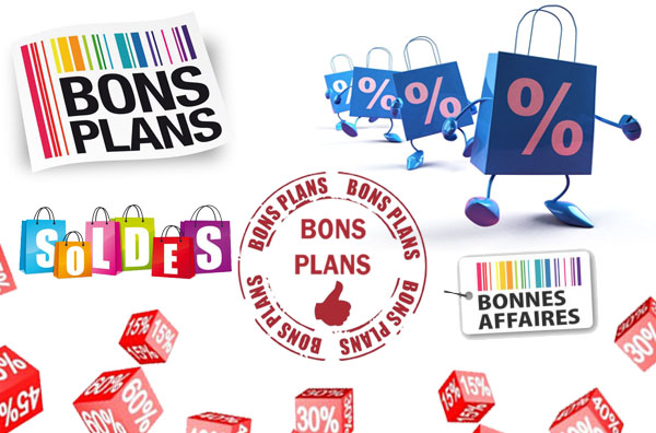 Bons Plans : le récap' des bonnes affaires 2017 de Bhmag (semaine 07)