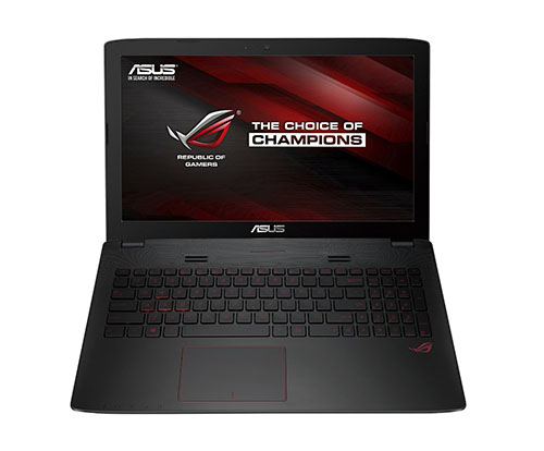 soldes un pc portable 15 asus rog pour les gamers 869. Black Bedroom Furniture Sets. Home Design Ideas