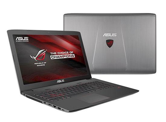 Soldes : un PC portable 17″ ASUS ROG pour gamers à 999€ (Core i7, RAM 8 Go, GTX 960M)