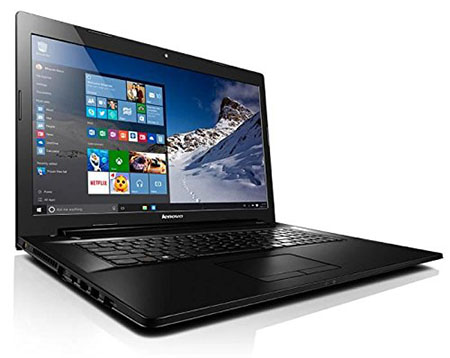 Soldes : un PC portable 17″ Lenovo à 399 euros sur Amazon.fr