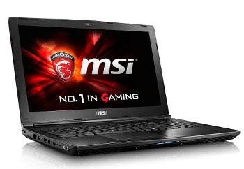 Soldes : 859€ le PC portable 17″ MSI pour gamers