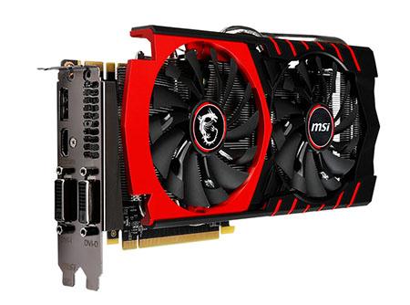 Soldes : une GeForce GTX 970 MSI à 179 euros chez GrosBill