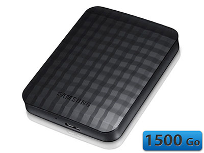 Soldes : 50 euros le disque dur USB 3.0 Samsung M3 de 1,5 To