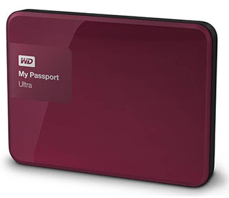 Soldes : 59,99€ le disque dur MyPassport Ultra de 2 To