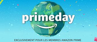 Amazon Prime Day : toutes les offres du jour !