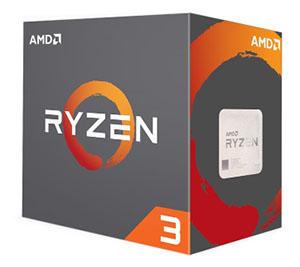 Les processeurs AMD Ryzen 3 sont disponibles