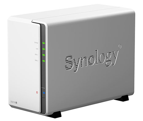 Bon Plan : le NAS 2 baies Synology DS216j à 149,90€ sur Amazon.fr