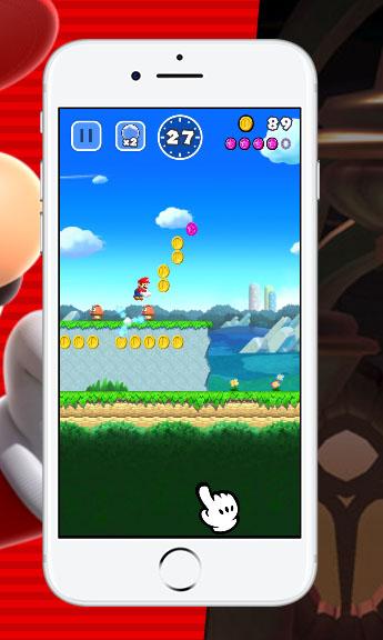 Mario débarque sur iPhone et iPad le 15 décembre
